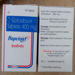 Hepcinat 400mg Tablet