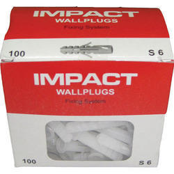 Wall Plugs In Packing