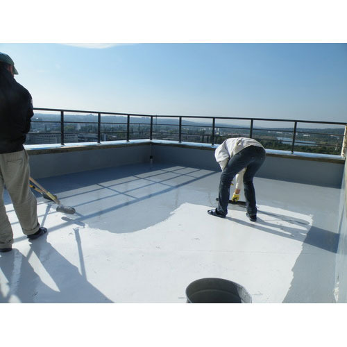 Concrete Roof Waterproofing Service In Rr Nagar Bengaluru
