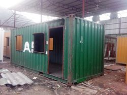 Used Cargo Container Homes