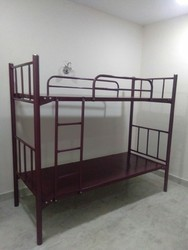 Hostel Double Bunk Cot Bed
