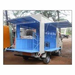 Mobile Shop Van Body