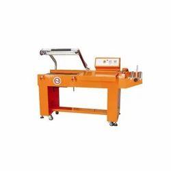 Semi Automatic L Bar Sealing Machine