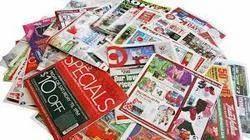 Vinyl Newspaper Promotion Service, For Advertisement, Delhi Ncr