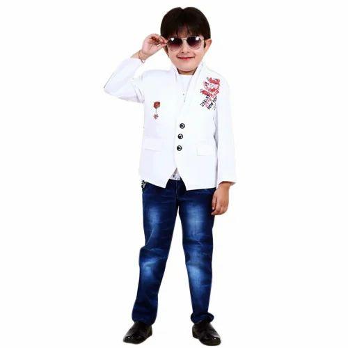 9866c82b9 Boys Designer Coat Suit at Rs 1295 /piece | बॉयज फुल सूट ...