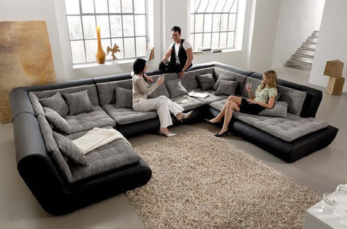 Latest Design L Shape Sofa