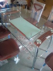 Glass Dining Table In Jaipur Rajasthan