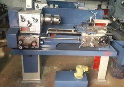 Limax 6 Feet Semi Automatic ITI Lathe Machine
