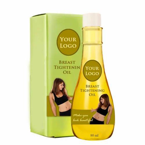 Baby boob oil