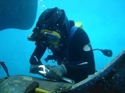 Underwater Welding Service, अंडर वाटर