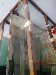 Aluminum Section Glass