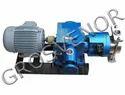 Blue Dye Metering Pumps