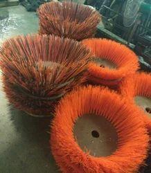 Road Sweeper Machine Dish Brush