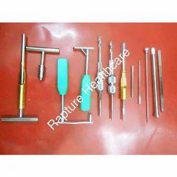 RAPTURE Steel DHS Instruments, for RAPTURE