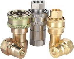 STUCCHI Hydraulic Quick Coupler