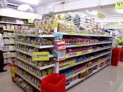 Racks for Supermarket