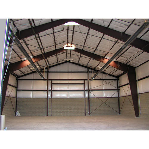 Building Shed Fabrication Service
