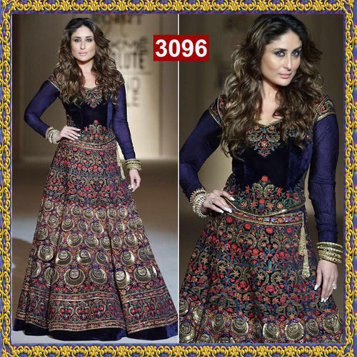 2cd7fc7a405f6 Bollywood Designer Party Wear Lehenga at Rs 3000 /piece | Lehenga ...