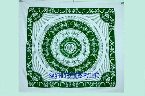 Printed Square Wall Tapestries, Weight: 950 Grams