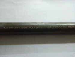 25.4 Mm X 2mm Carbon Steel Pipes 1018 Grade