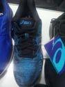Blue Designer Shoes