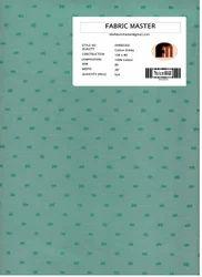 Cotton Dobby Fabrics FM000350
