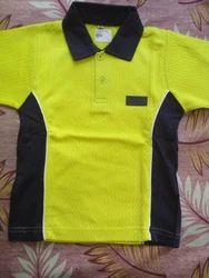 yellow Summer School T-Shirts, Size: 18-42