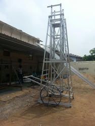 Square Type Tower Ladder