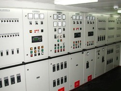 Industrial Control Panel