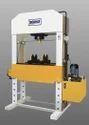 Mild Steel H Frame Hydraulic Press Machine
