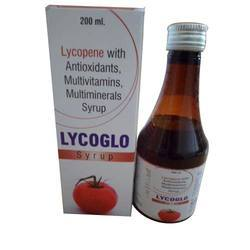 Lycopene with Antioxidants Multivitamins Syrup