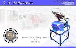 Can Printing Machine