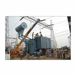 Electrical Equipment Erection Service