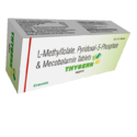 THYSERN (L-Methyltetrahydrofolate Calcium, Pyridoxal 5 -Phosphate & Methylcobalamin Tablets)
