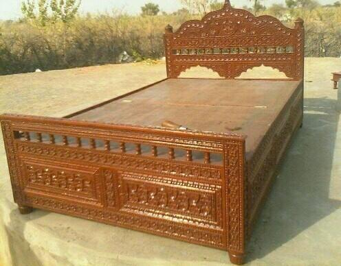 Bed at Rs 50000/set | Barmer| ID: 16054691330