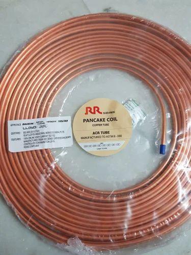 Copper Pancake Coils Rr Kabel Copper Pancake Coil