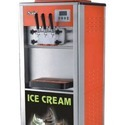 Softy Ice Cream with Ripple Machine