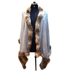 Merino Wool Plain Scarves