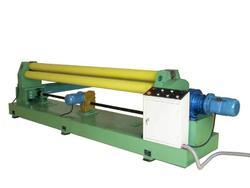 Paper Board Roller Bending Machine