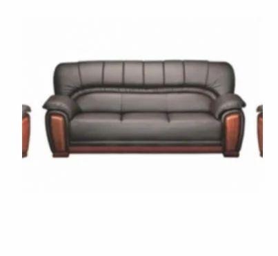 Godrej Interio Manhattan Seater Synthetic Leather Sofa