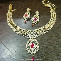 AD Jewellery Set