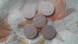 50 Paise 1989 90 91 95 2000 Old Coins