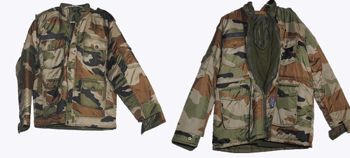 eb131d1c3ae93 Casual Jackets Nylon Army Print Jacket