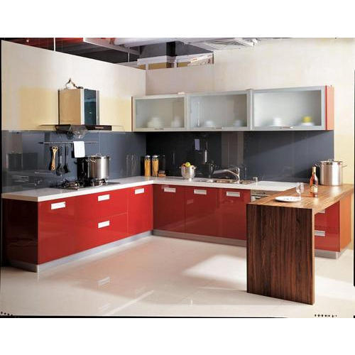 Stainless Steel Kitchen Furnishing Furniture Rs 140000 Unit Shree Kitchens Id 4298238097