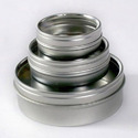 Metal Candle Tins
