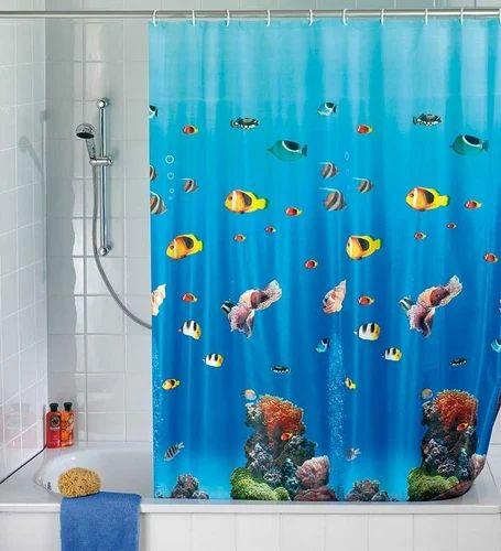 Shower Curtain Ocean