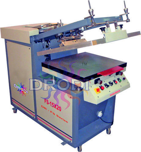 Wedding card printing machine at rs 125000 piece marriage card wedding card screen printing machine stopboris Choice Image