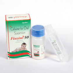 Cefixime 50 mg Dry Syrup