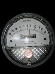 Sensocon Mack Magnehelic Guages -25 To 25 MMWC