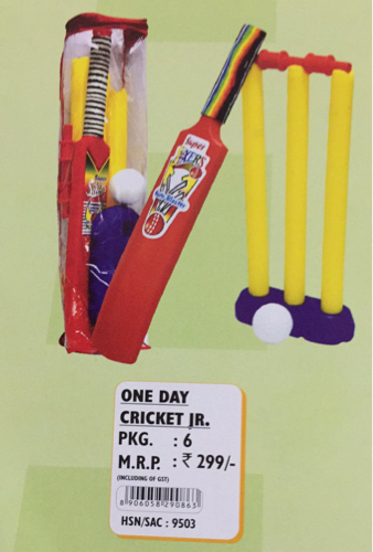 One-day Cricket Junior